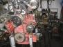 Odzkoušení motorů Zetor na brzdě